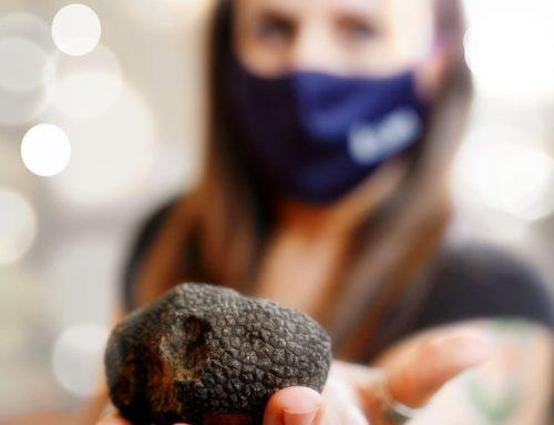 How to preserve truffles